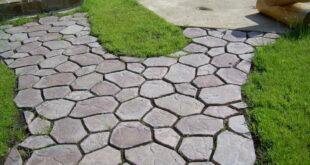 плитка тротуарная квадратная