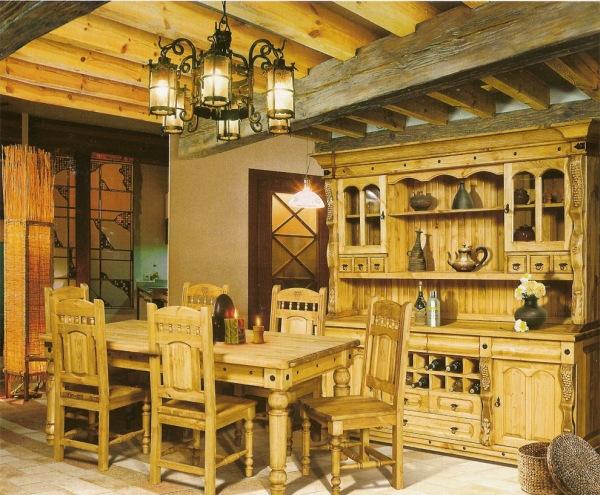 Главная страница мебель о сосновой