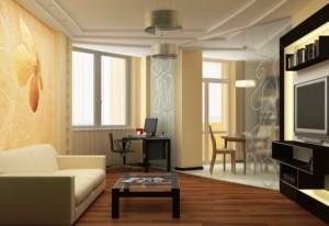 дизайн трехкомнтаной квартиры