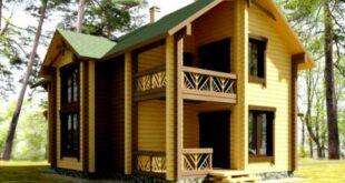 Дома из дерева. Строительство деревянных домов