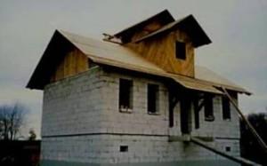Как построить на даче и сделать для домашнего камина 1