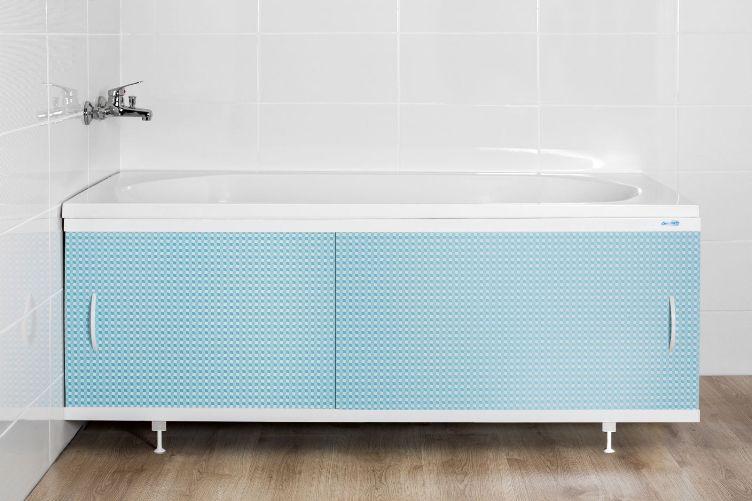 Экран для ванны раздвижной 150 см
