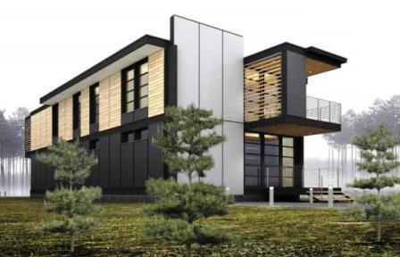 малоэтажные здания