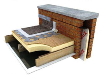 Газобетонного дома гидроизоляция