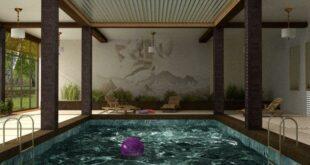 Проектирование бассейнов в современном строительстве