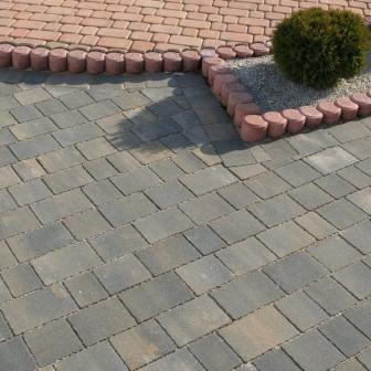 Тротуарная плитка в Беларуси
