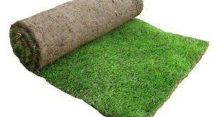 укладка искусственного газона