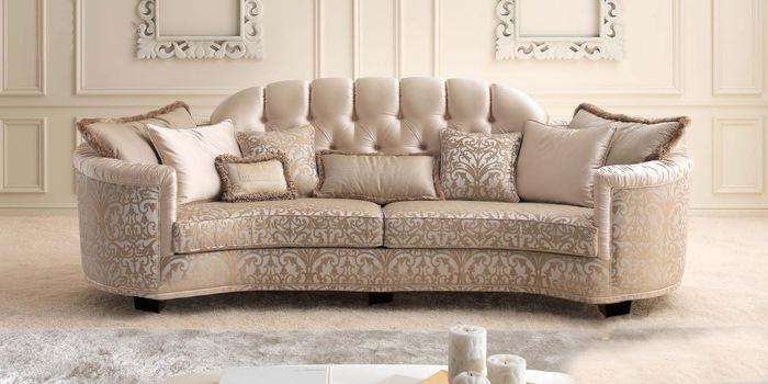 мягкая мебель из Италии Ashton