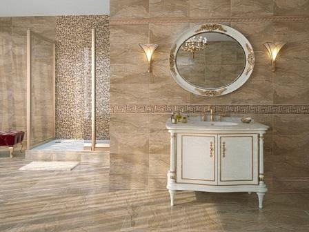плитки в ванной