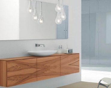 Зеркала в интерьере современной ванной