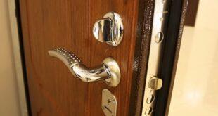 входные двери из стали