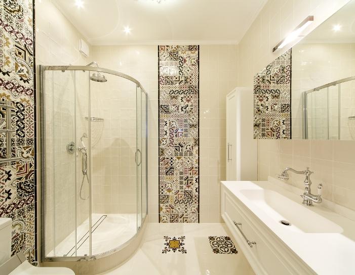 интерьер ванной от iLDesign