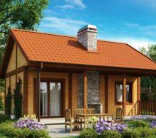 как построить дачный дом