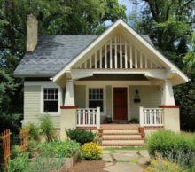 проекты дачного домика