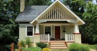 Восемь этапов при строительстве дачного домика