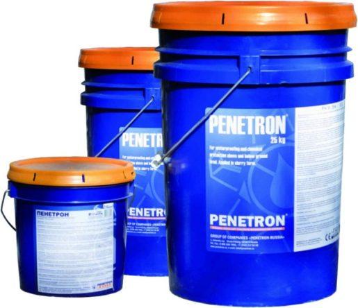 пенетрон для гидроизоляции фундамента