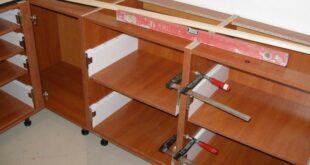 Как собрать кухонную мебель своими руками, если цены на сборку высоки