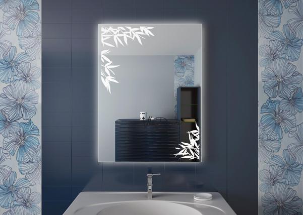 Акма зеркало в ванную