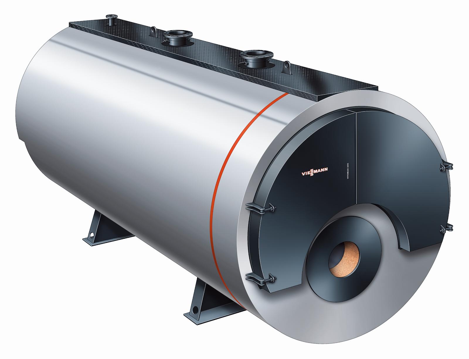 Viessmann запустил производство водогрейных котлов Vitomax HW