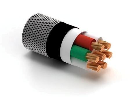 Судовой кабель НРШМ