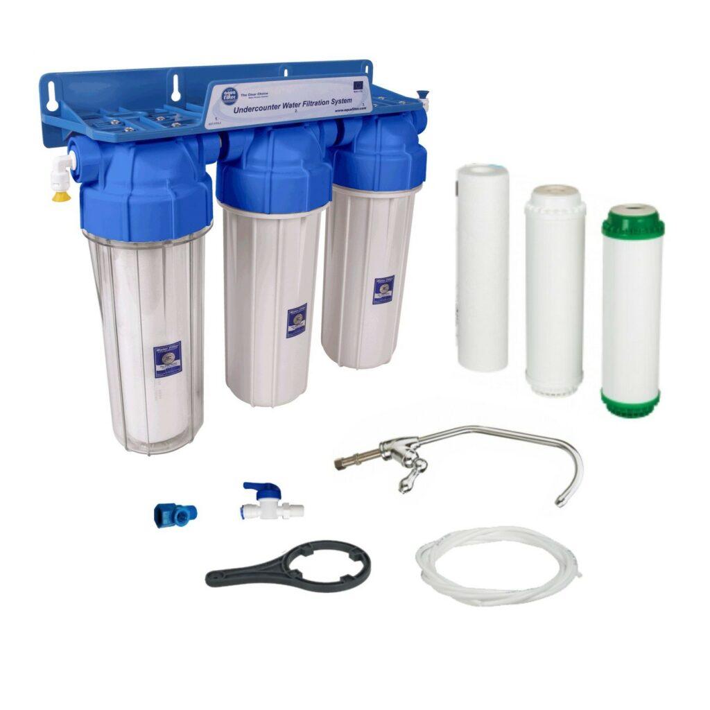 фильтры для очистки и умягчения воды